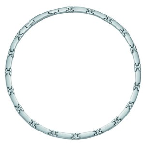 Collier Segments Inox 1411 zen humeur bien-être