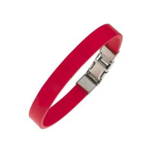 zen humeur bien être magnétique Bracelet Enfants Rouge 611