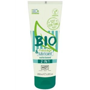 lubrifiant 100% Bio végétalien