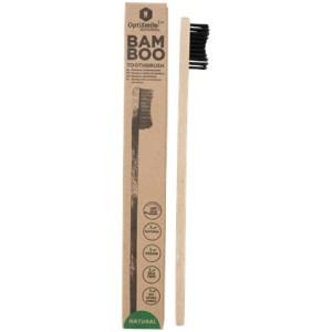 brosse à dents durable en bambou