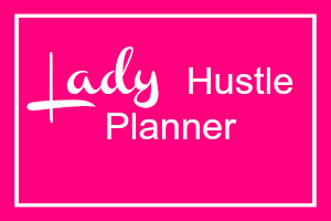 Product Box - Lady Hustle Planner