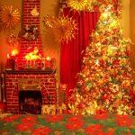 Weihnachten Am Kamin Dekokamin Aus Pappe Basteln Diy Weihnachtsdeko Ideen Zenideen