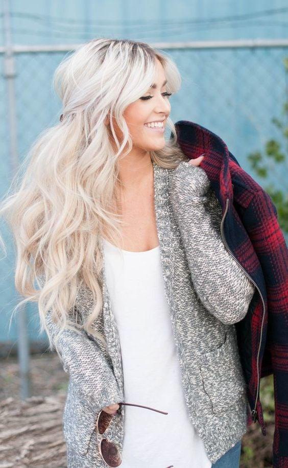 Blonde Haare 21 Tolle Frisurideen Und Pflegetipps