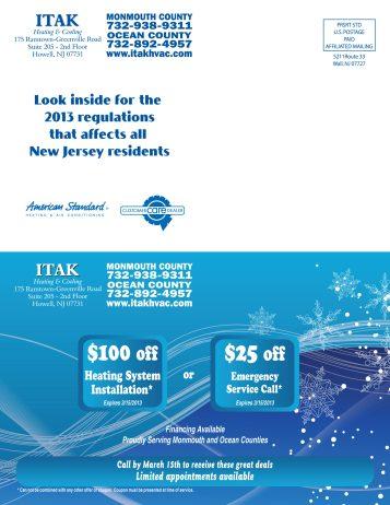 Winter Newsletter 2013-02