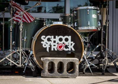 School of Rock at Tour of Somerville