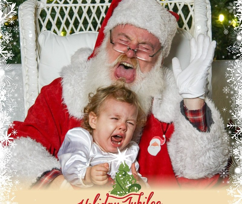 Holiday Jubilee Photos with Santa