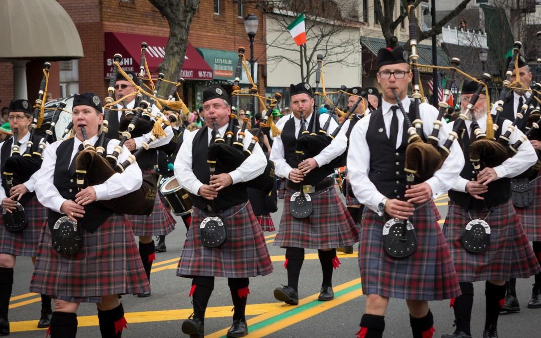 Somerville St Patrick's Day Parade 2016