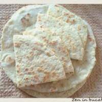 Pita greceasca - pufoasa si moale