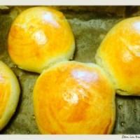 Chifle pufoase cu lapte - reteta japoneza