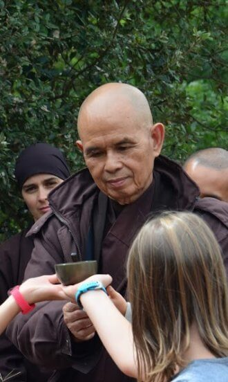 thich nhat hanh a roma