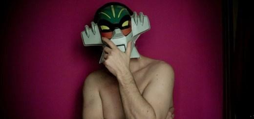federico borghi, perchè indossi quella stupida maschera da uomo?