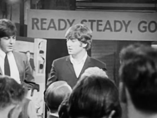 The Beatles on Ready, Steady, Go!