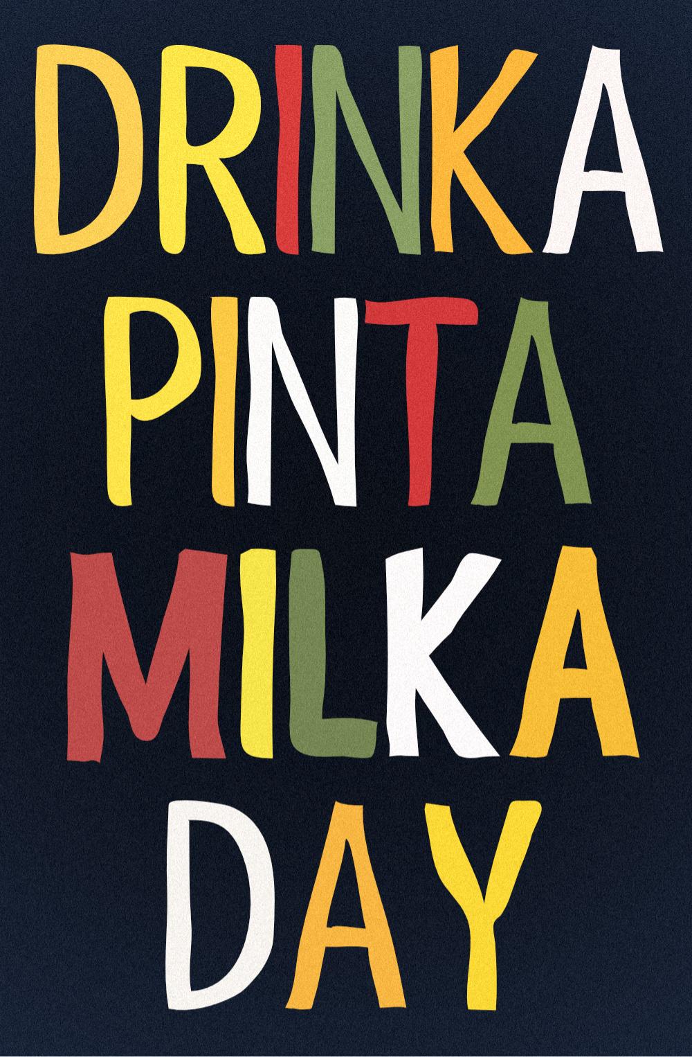 Drinka Pinta Milka Day Transdiffusion S Zenith