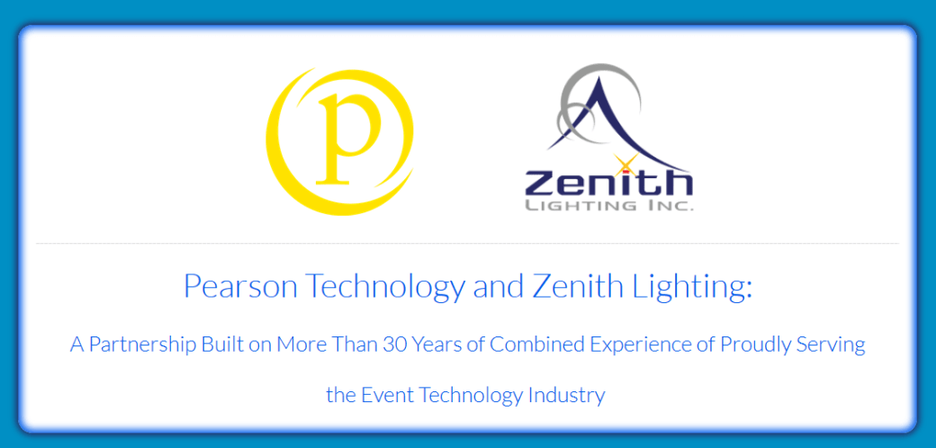 zenith pearson trade show partnership header
