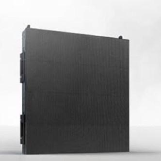 oracle black widow LED rental Video panels wall screen