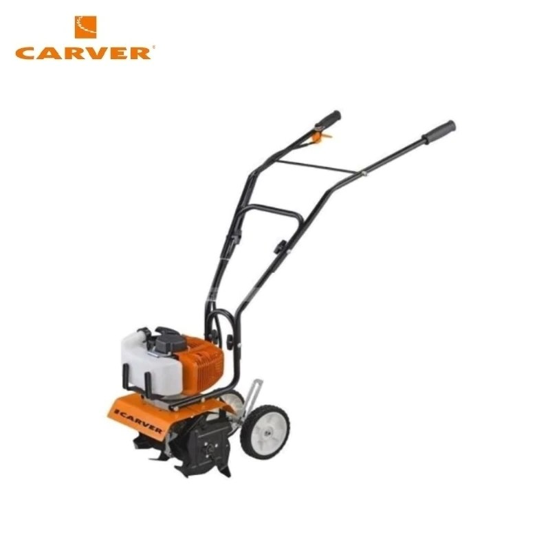 Petrol motor cultivator CARVER T-300 mini (garden tiller, rotavator) Walk-behind mini tractor Rotary cultivator Power cultivator