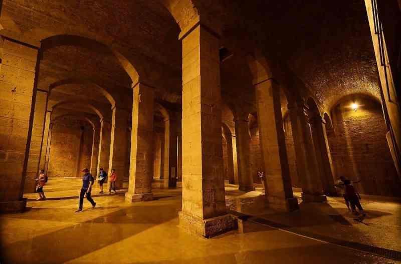 Museo del agua uno de los rincones más instagrameables de Lleida