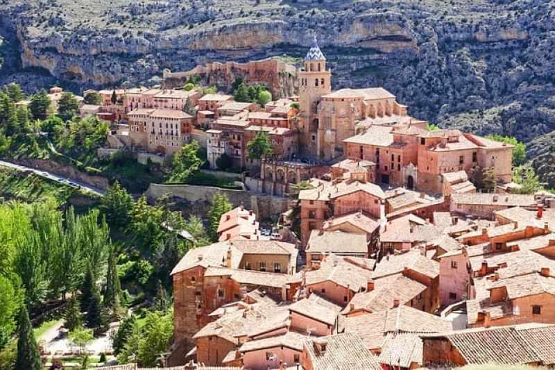 Albarracin y su entorno