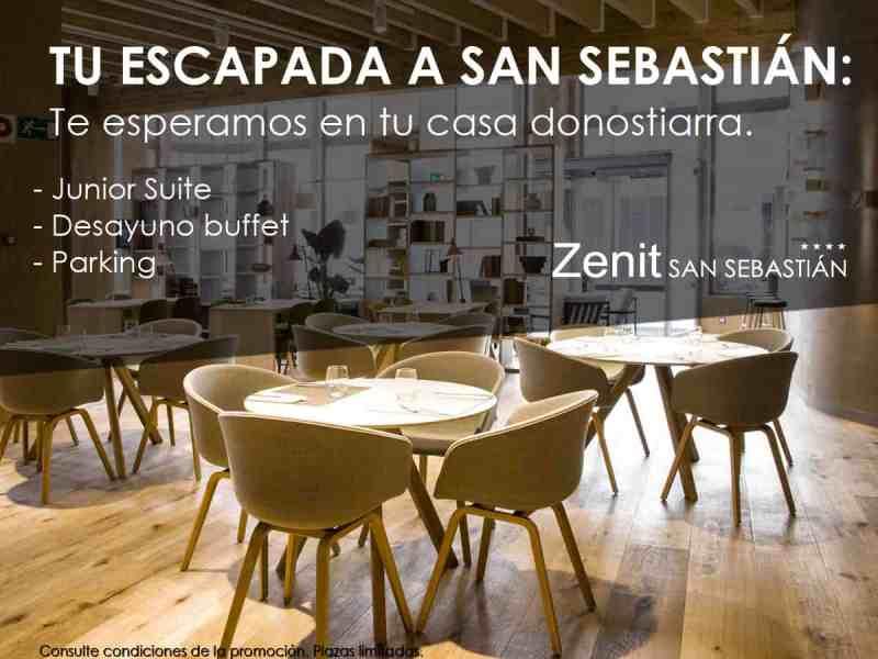 Oferta Zenit San Sebastián