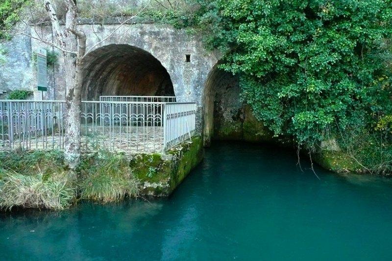 Manantial de Arteta, excursiones cerca de Pamplona