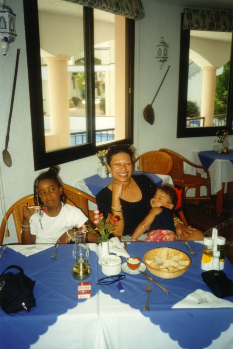 Premières vacances Ibiza (Août 1997) ...