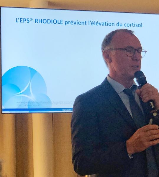 Dr Frédéric Laurent, directeur médical et marketing de PiLeJe