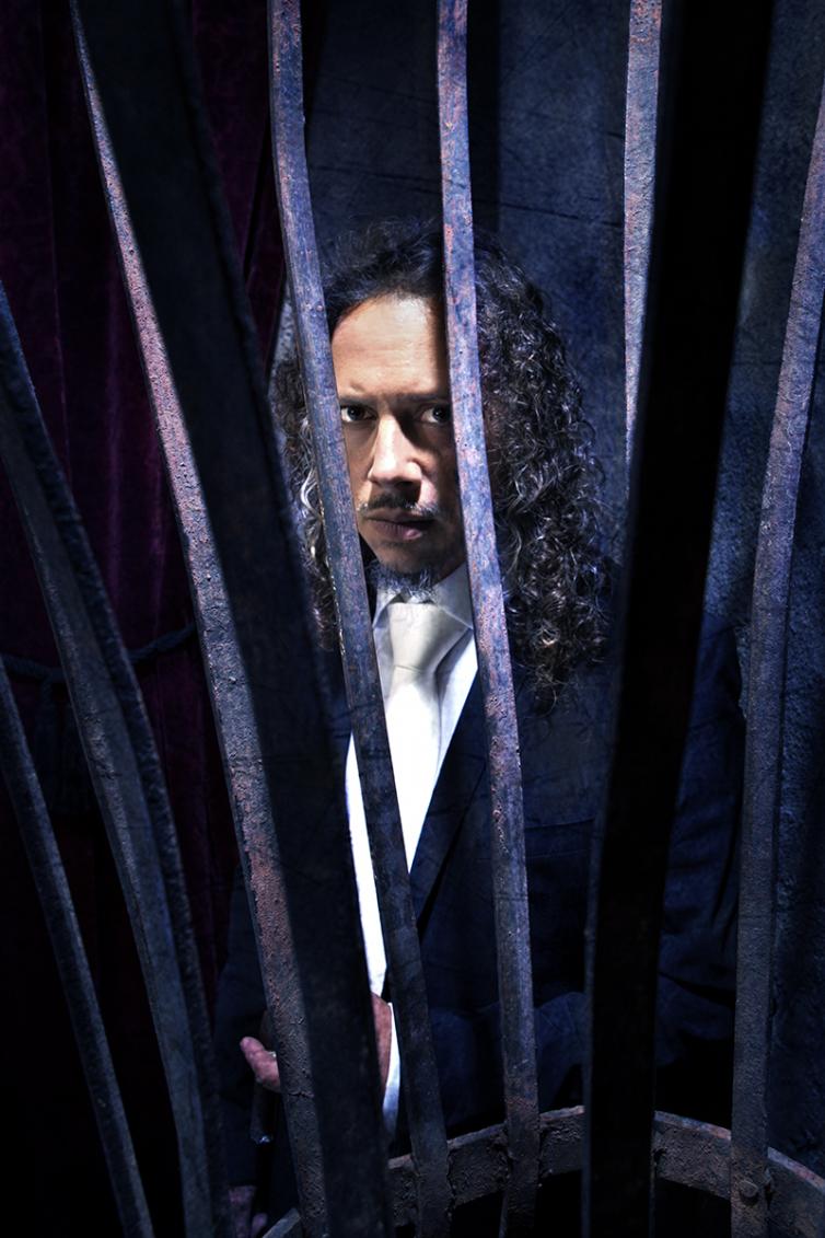 Kirk Hammett <br>Too Much Horror Business