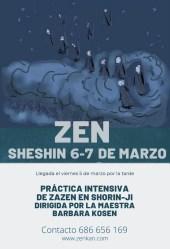 SESSHIN MARZO 2021