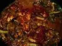 Monkfish part 3: Agu Jjim — Monkfish Simmered in Red Pepper Sauce