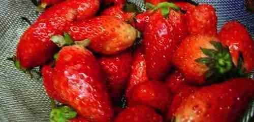 Korean Kitchen Hacking: Some Sexxxy Strawberries