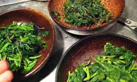 Buddhist Temple Style Watercress