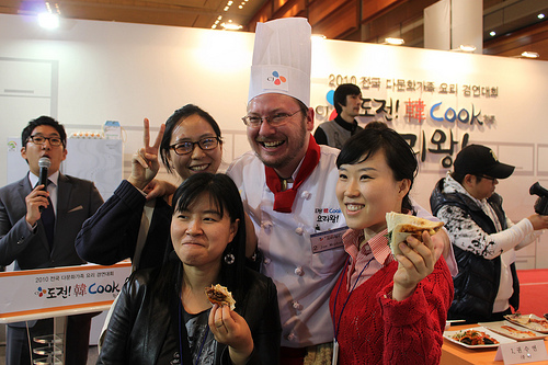 The CJ Gochujang Cooking Competition