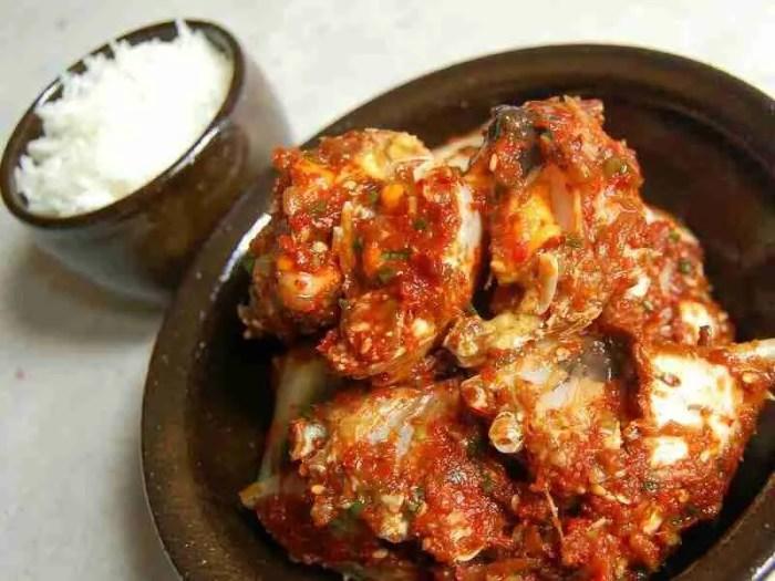 Recipe: Spicy Raw Crab, Yangnyeom Gejang