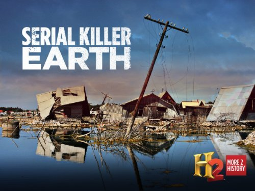 My Footage on Serial Killer Earth (H2 channel)