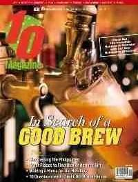 10 Magazine: Christmas and Beers