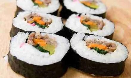 Serious Eats Does Kimbap