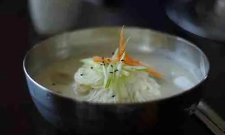 Edible Curios: Ice in my Noodles