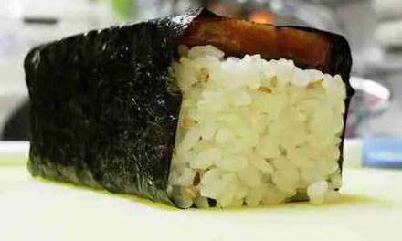 Easy Hawaiian Musubi in Korea