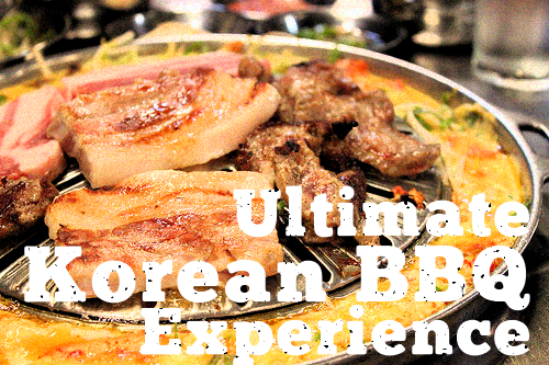Food Tour: Ultimate Korean BBQ Experience