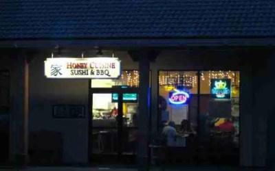 Honey Cuisine Sushi & BBQ, Rohnert Park, Calif.