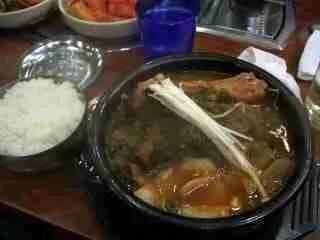 Dinosaur Soup: HaeJangGuk
