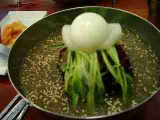 The End of Naengmyeon Season