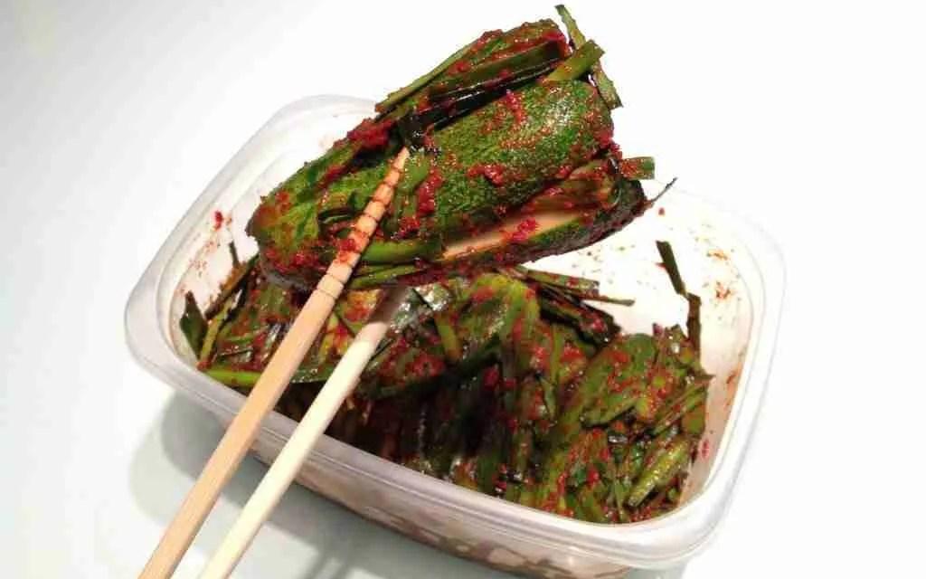 Super Easy Stuffed Cucumber Kimchi (Oi Sobaegi)