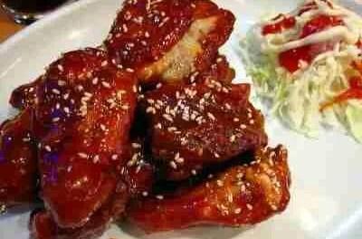 Intro to Korean Fried Chicken