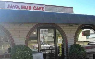 Hidden kimchi: Java Hub, San Anselmo, Calif.