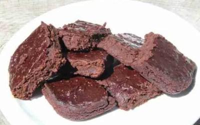 Adzuki Bean Brownies