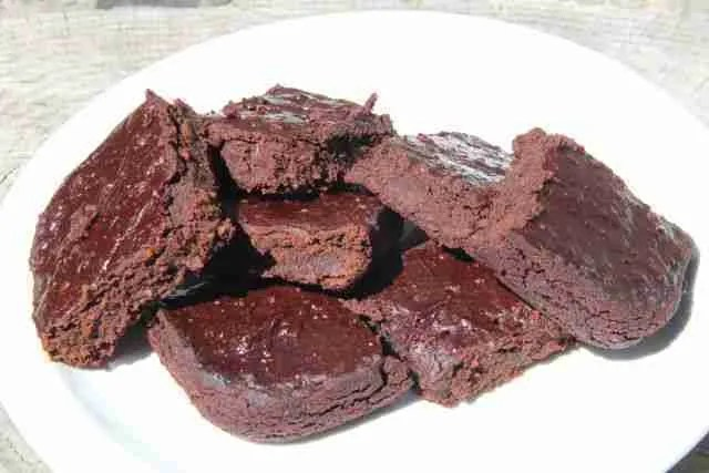 Adzuki Bean Brownies