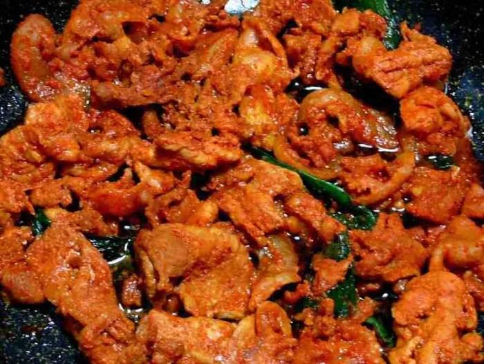 Recipe: Dwaeji Bulgogi (Grilled Korean Spicy Pork)