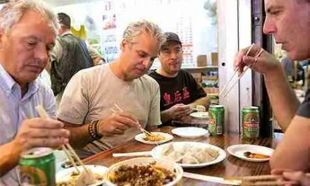 The Closest I'll Get to Bourdain and Ripert