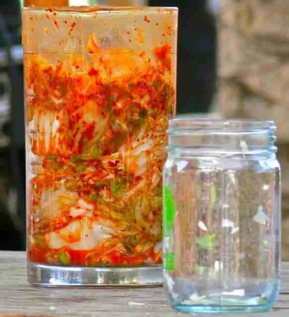 Faster fermentation: Does kimchi primed make kimchi before its time?